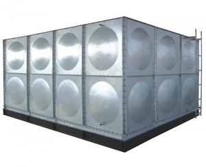 BDF复合板水箱
